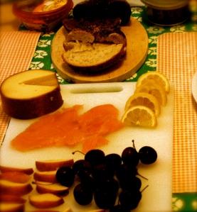 Breakfast ala Maqui